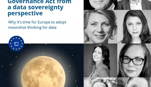 The European Data Governance Act from a data sovereignty perspective