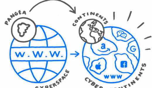 Cyberspace, cyber-continents, non_alpha